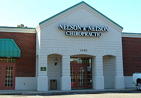Hope Mills location of Nelson and Nelson Chiropractic