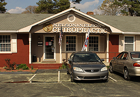 Yadkin Rd location of Nelson and Nelson Chiropratic